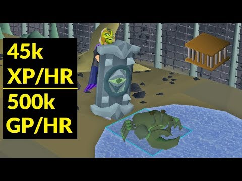 Dark Crabs Fishing Guide + Diary Boosting - OSRS 2019