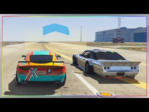 TAMPA DRIFT vs OCELOT LYNX GTA 5 ONLINE