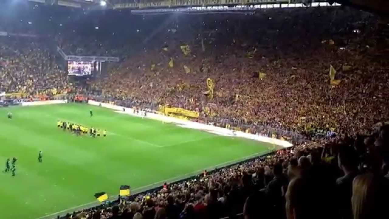 When Someone You Love Leaves Only Here Dortmund Echte Liebe