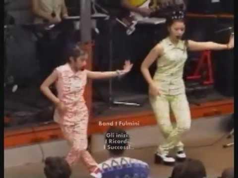 I Fulmini LIVE 4.parte Band di Barrafranca Party Dance musica italiana Pop Gulino Salvatore