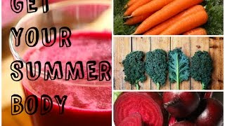 Juice Cleanse - Beets, Kale, Carrots - Weight loss juice