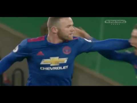 Rooney's 250th GOAL!!! Man UTD's Highest Goal Scorer!!!