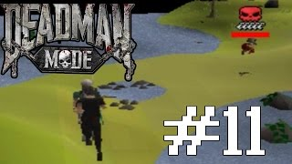 Deadman Mode: Episode 11 - Red Skull Downed - Oldschool Runescape