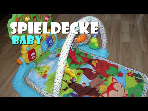 REVIEW: Vtech Musik Spieldecke Baby 0 bis 24 Monate