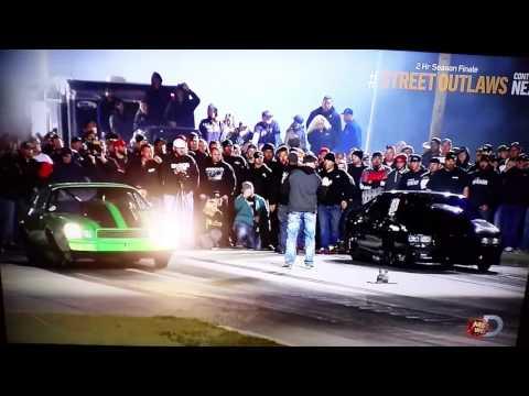 Kye Kelly vs James Kay +++huge wheelie!+++