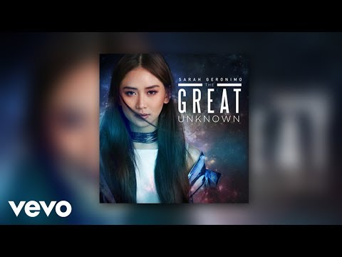 Sarah Geronimo — The Great Unknown (Official Audio)