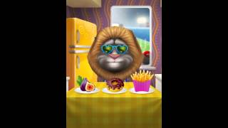 [My Talking Tom] The Lion sleeps tonight!!!