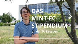 Das MINT-EC-Stipendium an der TU Dresden