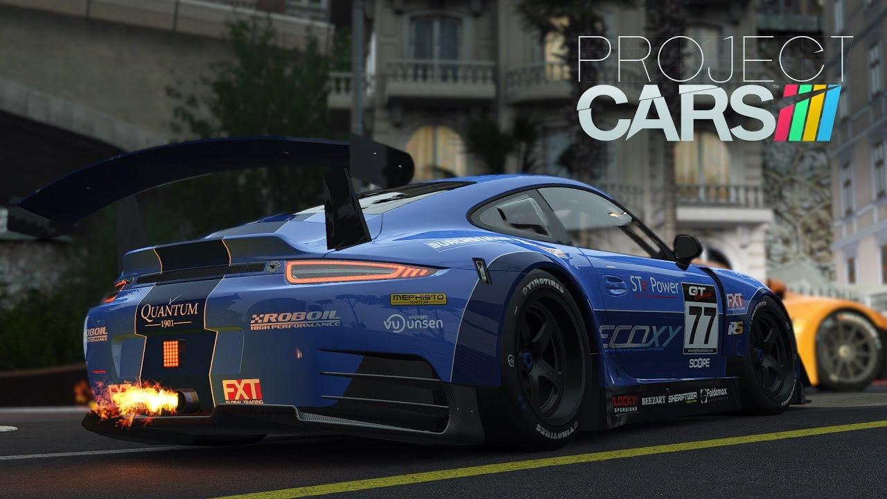 Project Cars  Gtx  Gb