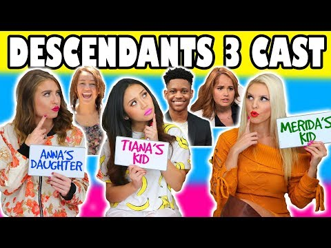 Who Are the New Descendants 3 Cast Members? Totally TV