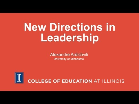 New Directions in Leadership
