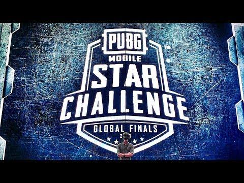 PUBG Mobile Star Challenge - Finais Mundiais - #GOBRK