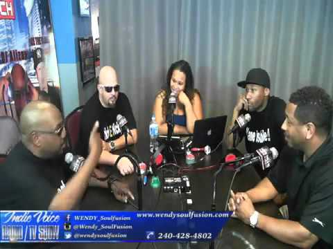AREA 301 Hip Hop Fusion SF Magazine's Indie Voice In Studios Interview