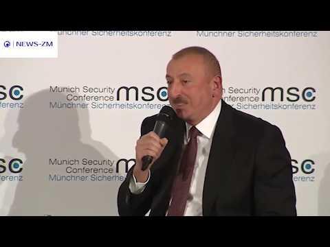 С переводом-Президент Ильхам Алиев разнес в пух и прах Пашиняна