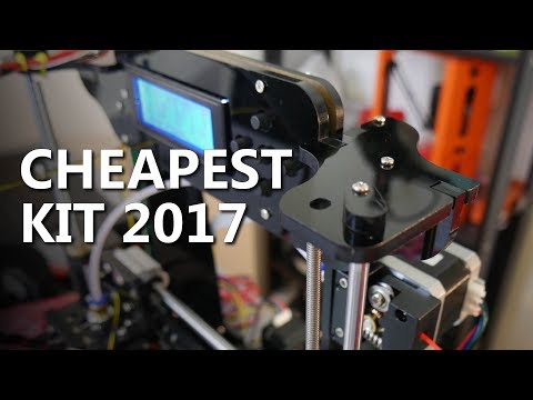 The $99.99 STARTT 3D Printer is the Cheapest Kit you can buy. But is it any good?
