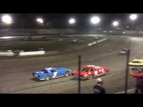 Bakersfield Speedway 7/8/17 Hobby Main