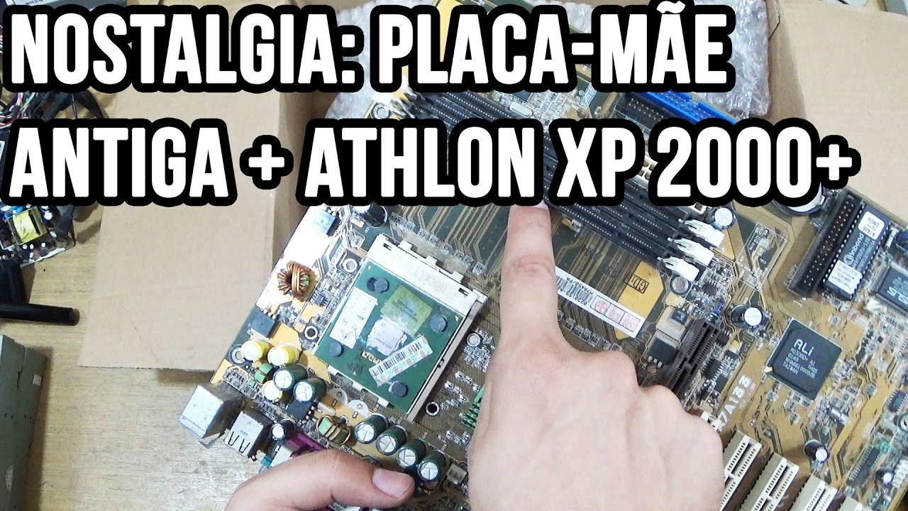 AMD ATHLON XP 2000+ DESCARGAR CONTROLADOR