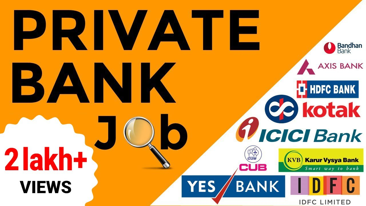 DIRECT Recruitment 2017 - Private Bank Job Vacancies for Freshers ...