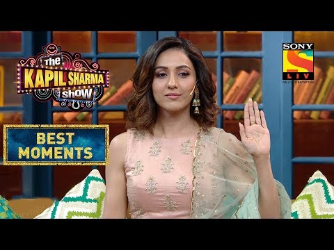 Neeti Mohan Has A Divine Face | The Kapil Sharma Show Season 2 | Best Moments