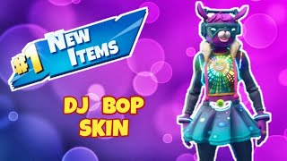 NEW DJ BOP Furry Skin, Fortnite Live Stream!