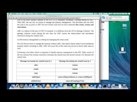 iOS 7.1 programming Lecture 2: UNDERSTANDING OBJECTIVE C PRO