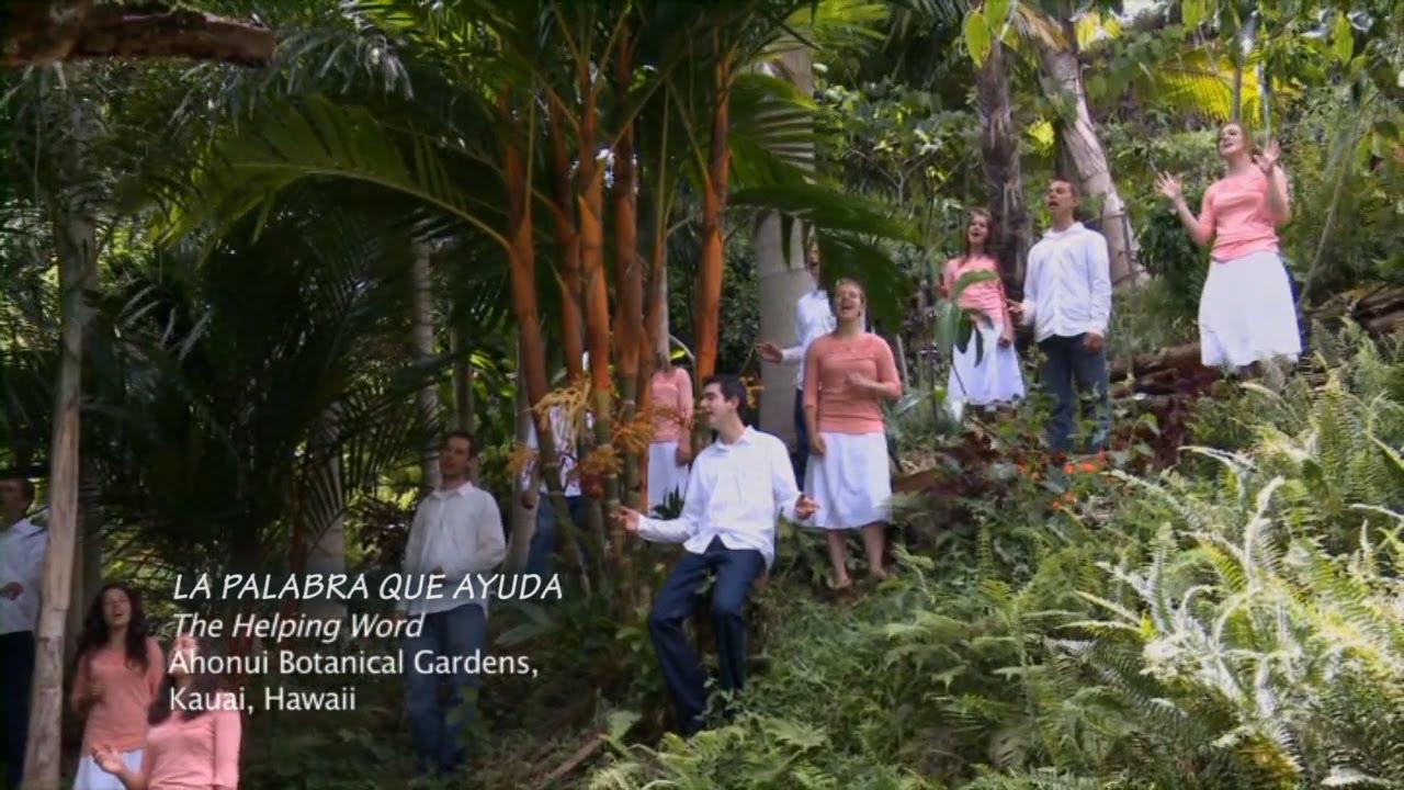 LA PALABRA QUE AYUDA - Fountainview Academy