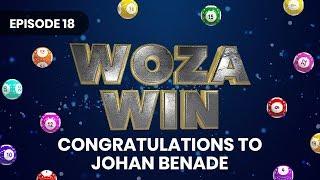 Watch episode 18 | LottoStar's Woza Win Game Show on etv