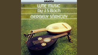 Play Prelude, Fugue and Allegro, for lute in E flat major, BWV 998 (BC L132)