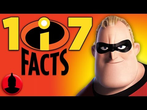 107 Incredibles Facts YOU Should Know - (ToonedUp #137) | ChannelFrederator