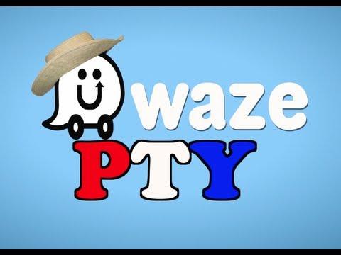 WAZE PTY: Un GPS 100% Panameño!!!
