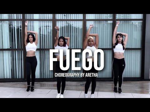 DJ Snake, Sean Paul, Anitta - Fuego ft. Tainy / Aretha Choreography