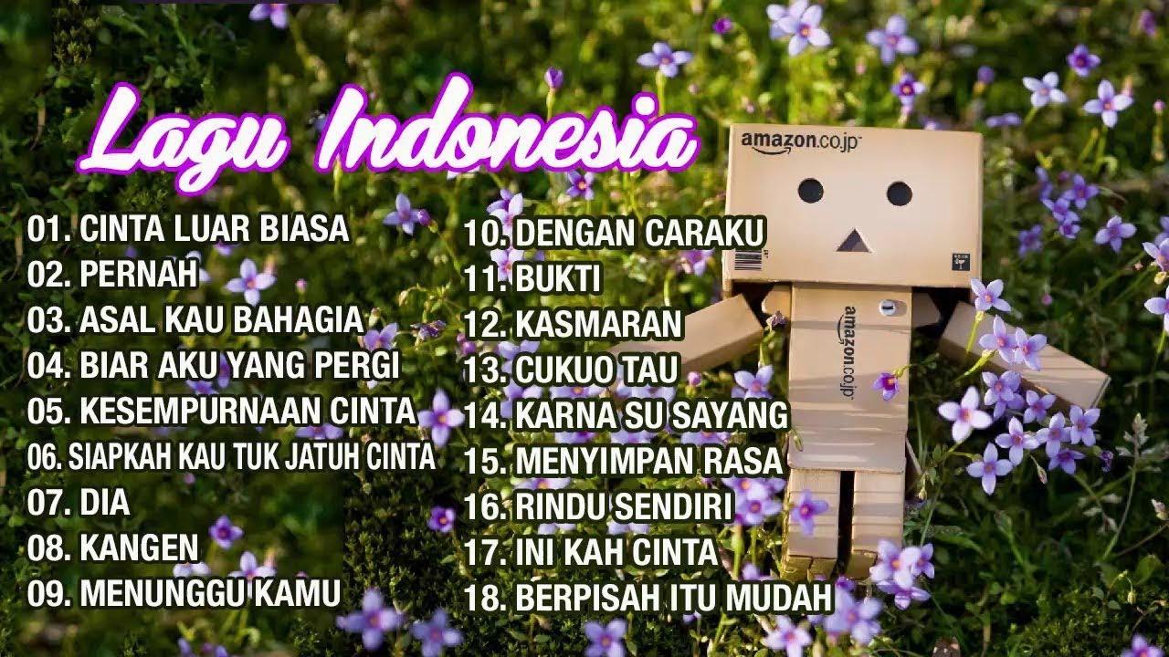 Top Lagu Pop Indonesia Terbaru 2020 Hits Pilihan Terbaik+enak Didengar Waktu Kerja - YouTube