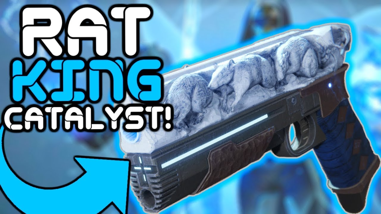 Destiny 2 - Rat King Masterwork Challenge Guide, Stats, and Review!!
