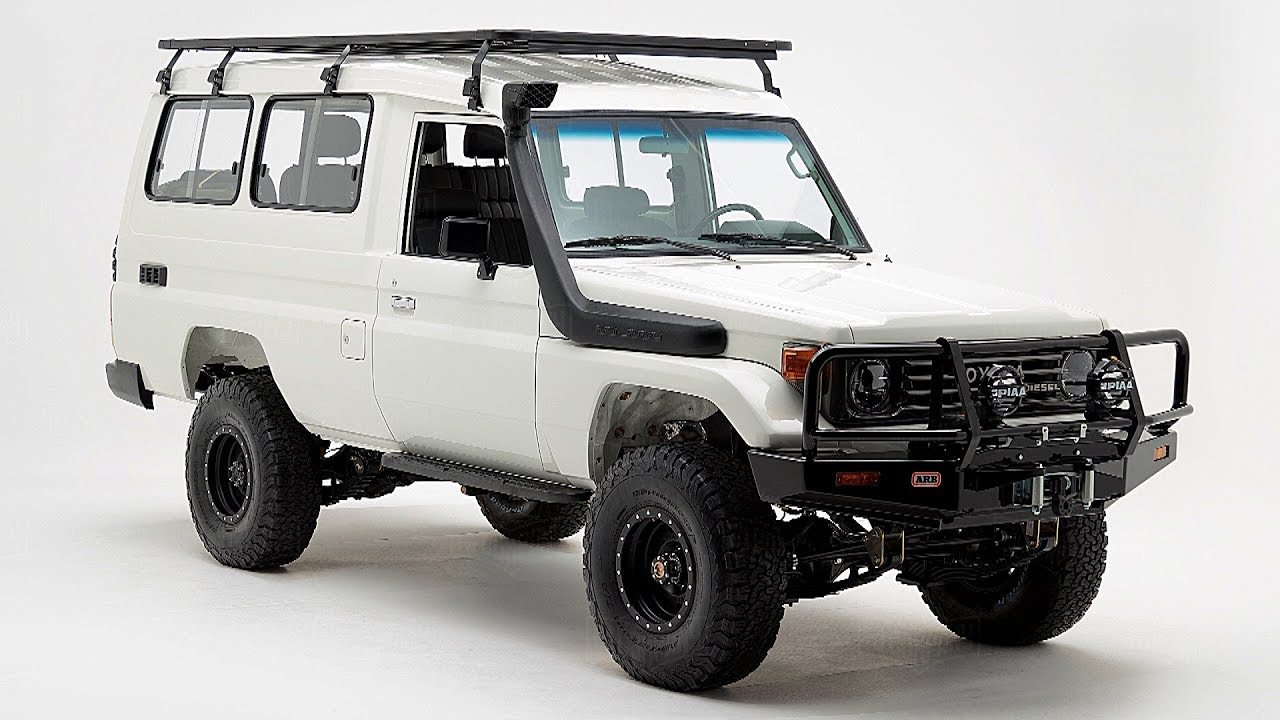 Land Cruiser Restoration >> 1992 Toyota Land Cruiser Hzj75 Full Restoration Project
