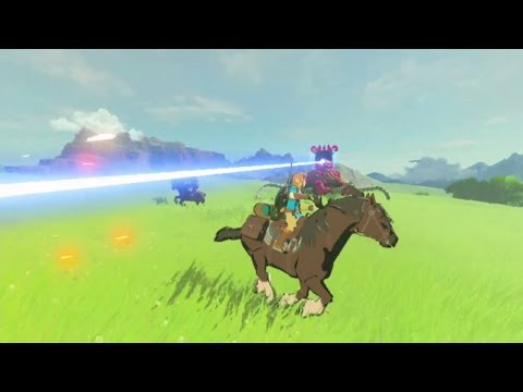 Beyond the Plateau - Zelda: Breath of the Wild - Nintendo Treehouse: Live @ E3 2016