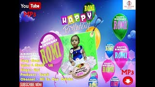 Download lagu BirthDay Special Odia Song For ROMI Romi MP3 MP3