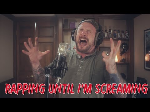 Rapping Until I'm SCREAMING... (VERY passionate)