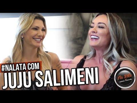 #NALATA com JUJU SALIMENI
