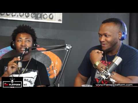 The Rap Platform Episode 23 w/ Bushy B Interview