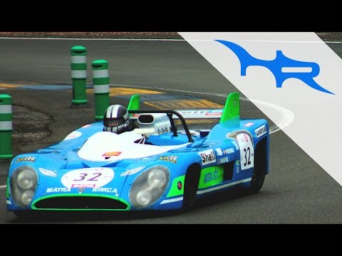 Howling V12 at Le Mans - 1972 Matra Simca MS670C (Accelerations & Fast Flyby)