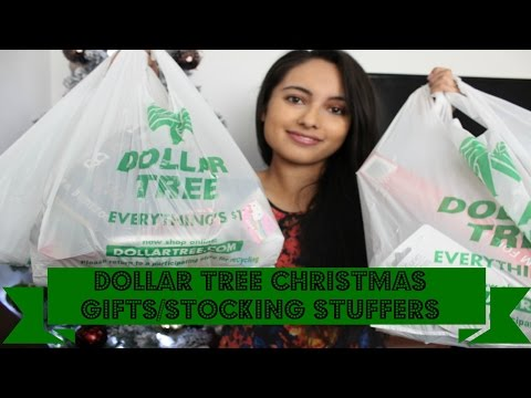 Dollar Tree Haul! Gift Ideas! Stocking Stuffer Ideas!