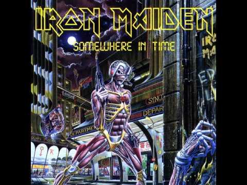 Iron Maiden  Wasted Years Instrumental Studio Version