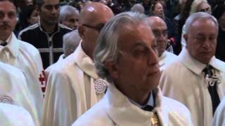 Santa Messa presieduta da Padre P. Pizzaballa OESSG
