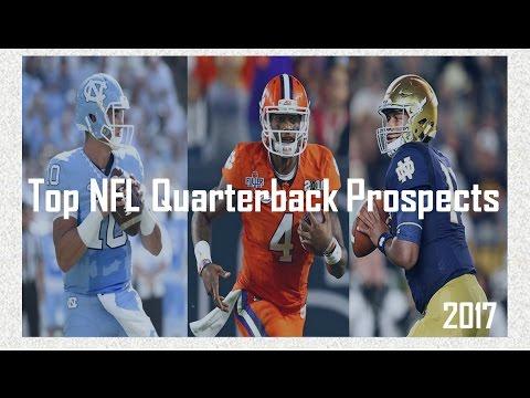 2017 NFL Mock Draft: Two quarterbacks in top five, McCaffrey taken before Fournette