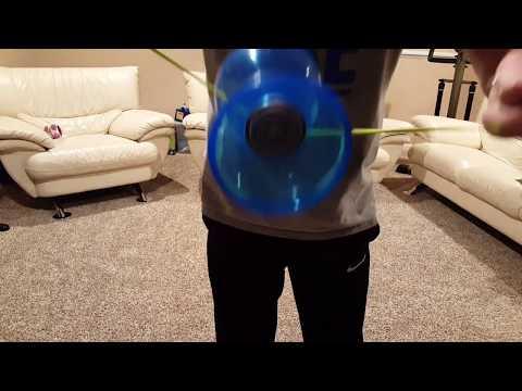 Chinese Yoyo Diabolo Trick - Gyroscope Tutorial