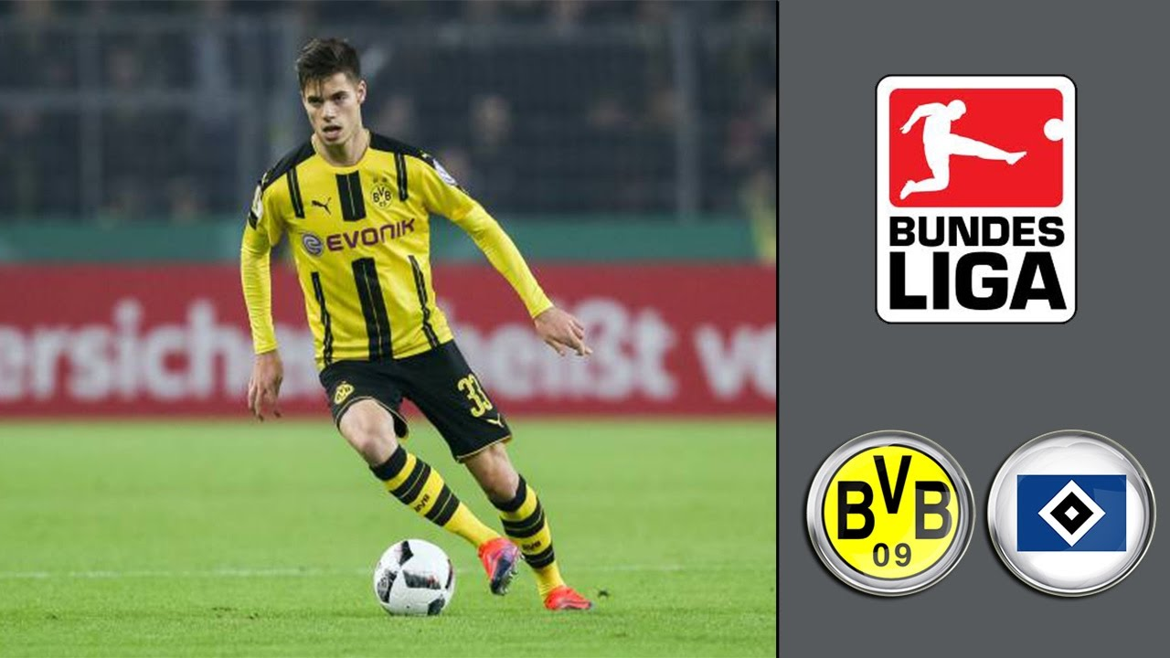 Borussia Vs Hamburg
