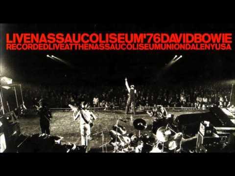 David Bowie - TVC15 (live 1976 - Nassau Coliseum)