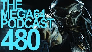 MEGA64 PODCAST: EPISODE 480 - MOTHER'S DAY VS. PREDATOR