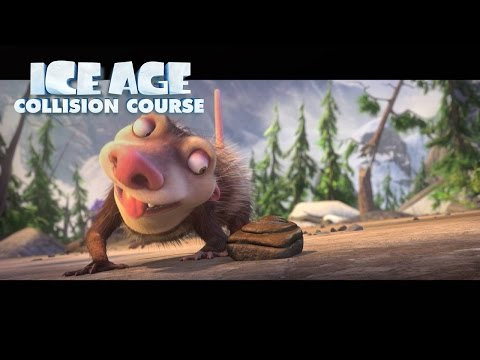 Ice Age: Collision Course | Now On Blu-ray & DVD | Treat | Fox Family Entertainment