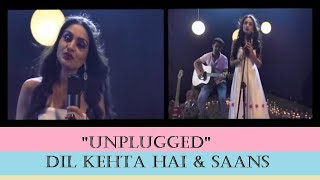 Unplugged Dil Kehta Hai & Saans || Most Romantic Song 2018 || Spark Music